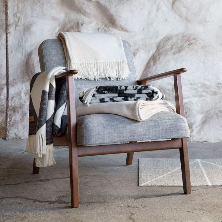 Scandinavian Textile Expertise by Mette Ditmer #MONOQI