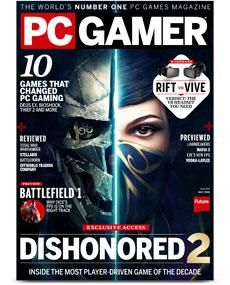 PC Gamer July 2016 Issue 293 #gaming #gamer  #magazines