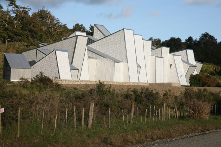 Aonni Mineral Water Plant by Bebin and Saxton,Punta Arenas, Chile