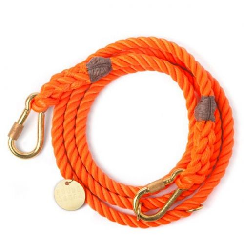 Orange Rope Lead - Found My Animal - Object of Desire Shop