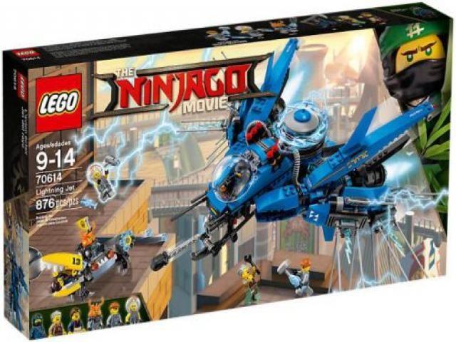 Lego ninjago avion cu reactie 70614 - Anunturi Gratuite