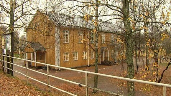 Patastenmäen puukoulu, Erkyläntie, Riihimäki. Kuva: Aamuposti/ Timo Leponiemi