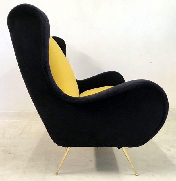 1950s Italian mustard and black sofa-august-interiors-040_main_636276943696235602.JPG