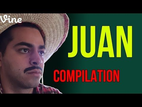 NEW Compilation David Lopez - All Juan Vines (+110 vines) - YouTube