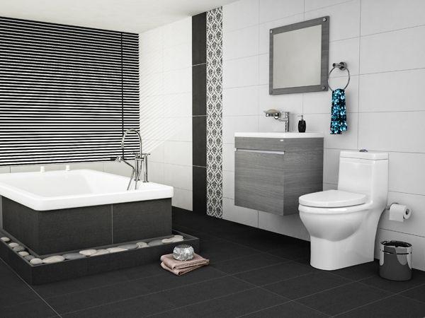 Baños Modernos Corona:baño #Corona inspira