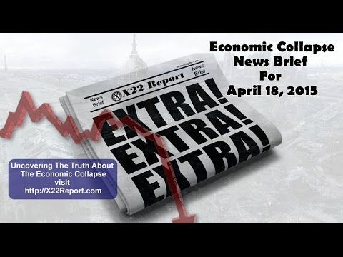 Current Economic Collapse News Brief - Episode 645
