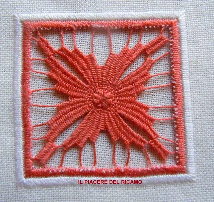 The Pleasure of embroidery