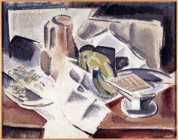 Mary Blanchard (María Gutiérrez-Cueto Blanchard  Nature morte (Still Life) 1922