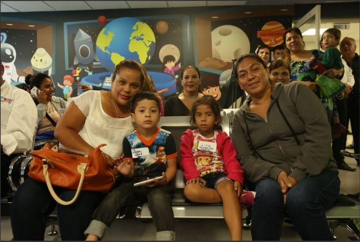 Lilia y Juan José Acuden a Campaña Nacional de Implantes Cocleares