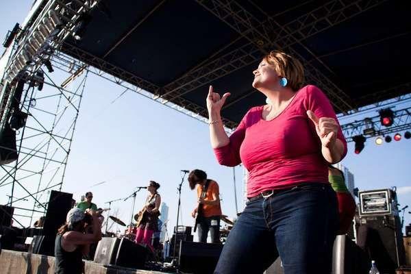 Concert Sign Language Interpreters