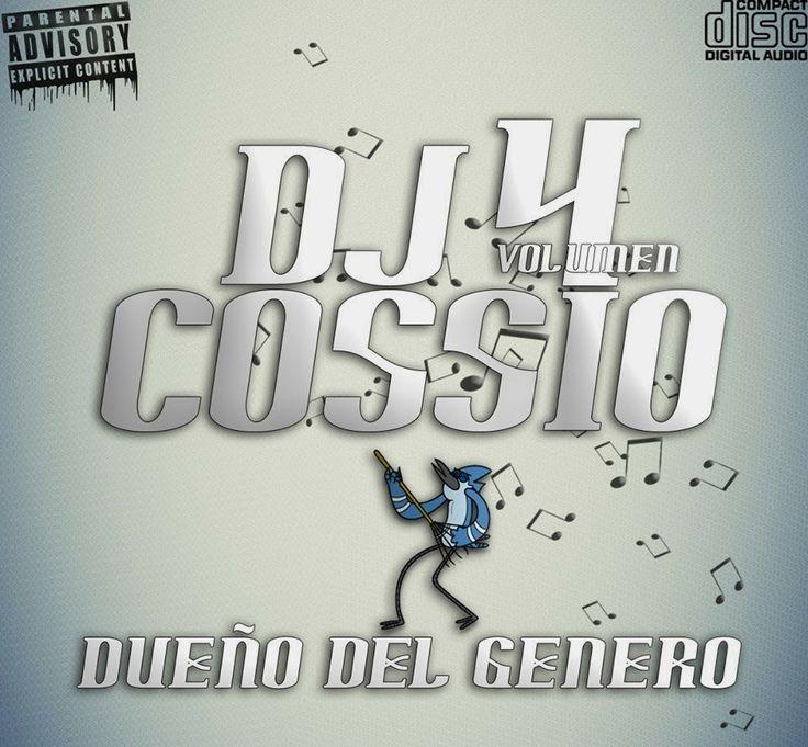 descargar Dj Cossio volumen 4 - dueño del genero | descargar pack de musica remix