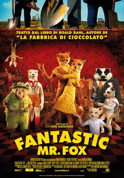 Watch->> Fantastic Mr. Fox 2009 Full - Movie Online