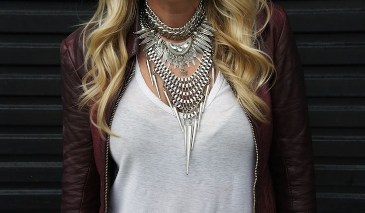 It's a neck party...and you're invited x http://www.fashionhound.tv/diy-fashion/its-a-neck-party-and-youre-invited.html