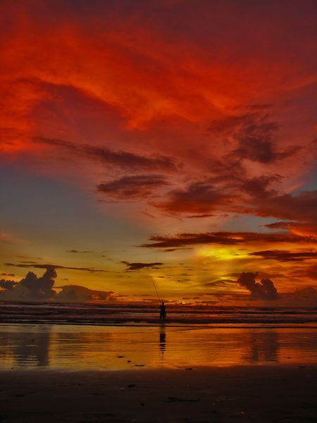 Lonely Fishing Photo by Deni Irawan thamrin -- National Geographic Your Shot