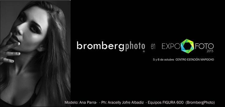 Bromberg Equipos Fotográficos estaremos en Expofoto2013. Días 5 y 6 de Octubre. Estación Mapocho.  +info http://www.expofoto.cl/  www.brombergphoto.com
