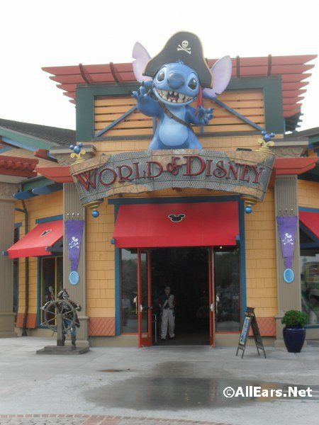 All things DownTown Disney / AllEars: Restaurants and shops of Downtown Disney with souvenir tips