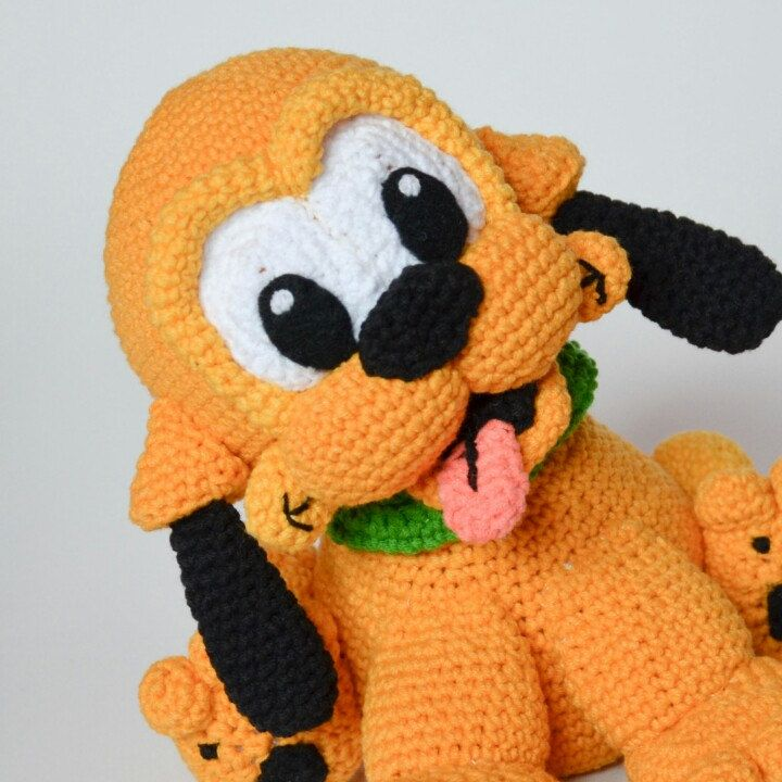 296 best Bonecos Personagens em Trico e Crochê images on Pinterest ...