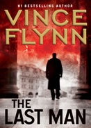Vince Flynn - My author crush.  New book coming out Nov. 13th - I will NOT be able to do anything else for 2 days!