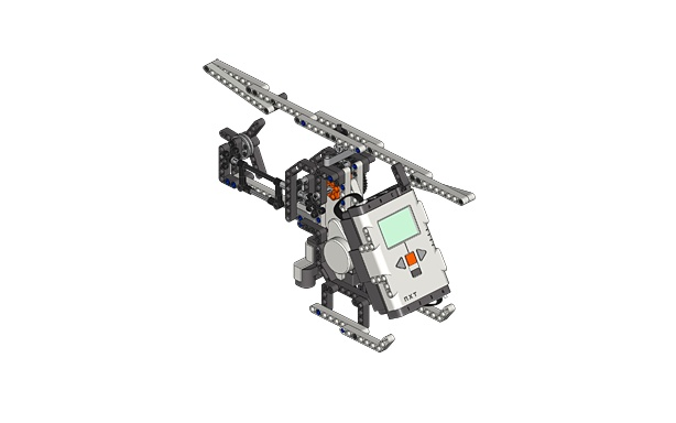 Helicopter LEGO Mindstorms NXT