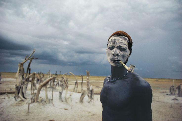 Jonglei, South Sudan - photo by Kazuyoshi Nomachi