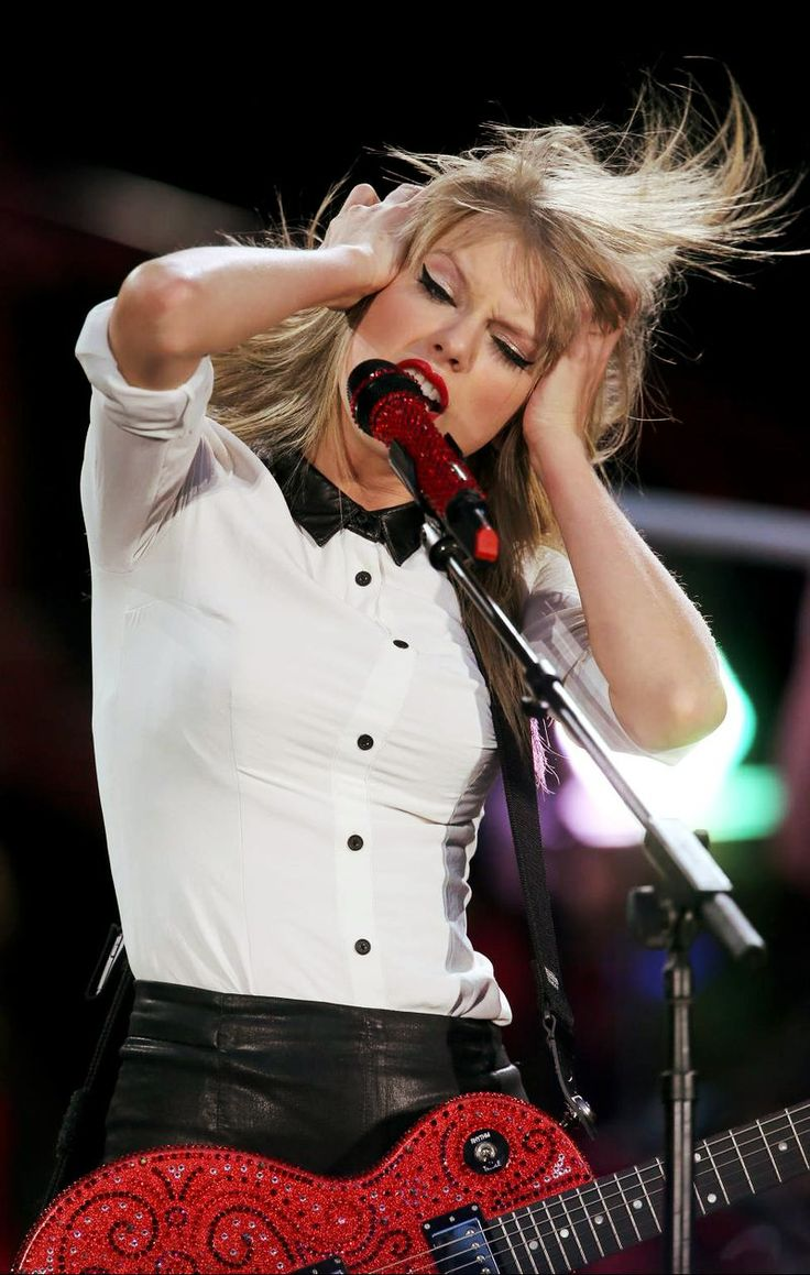 Red Tour Taylor Swift