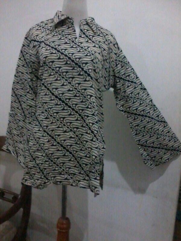 Batik blouse traditional, size M, direct wa 08812775835