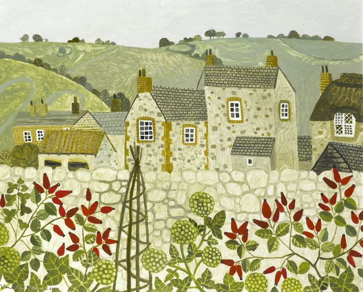 Over the Wall -  Vanessa Bowman
