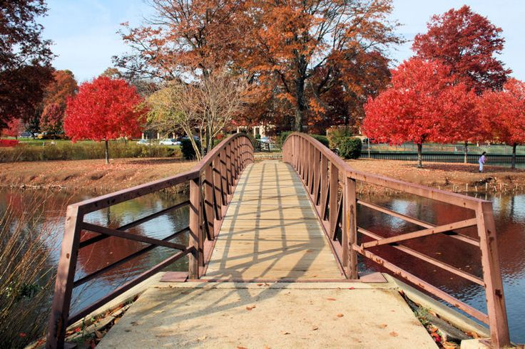 Roosevelt Park in Edison, New Jersey