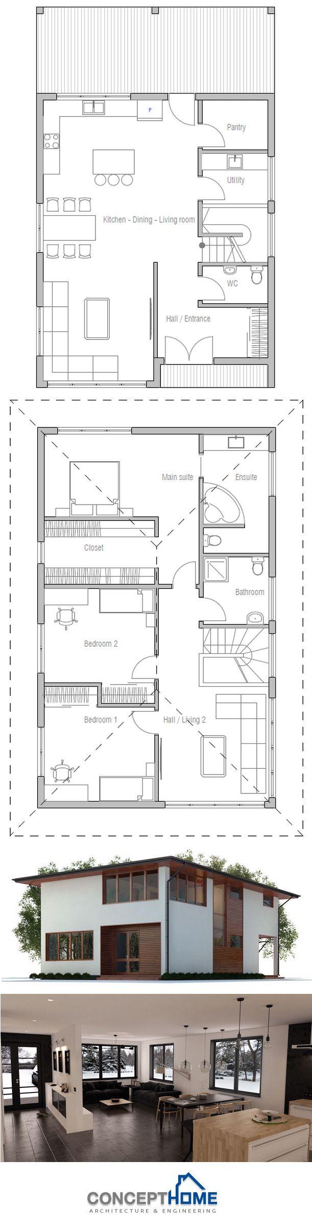 1039 best little houses images on pinterest small houses tiny floor plan
