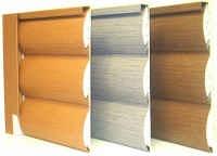 Faux Wood Vinyl Log Siding And Paneling Pinterest
