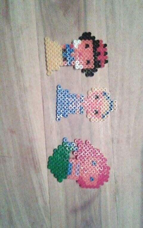 strijkparels prinses