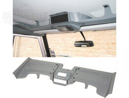 Roof Console | Land Rover Parts | Range Rover Spares and Accessories