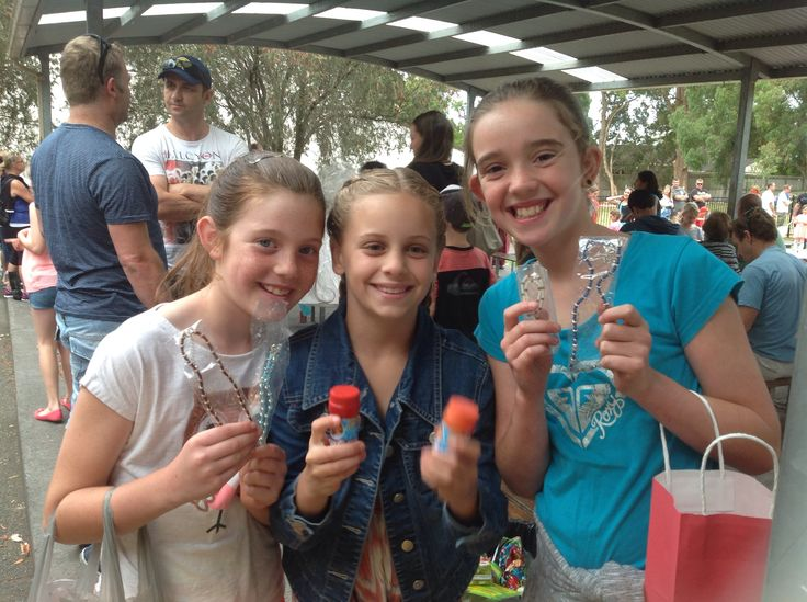 EBT Lucky Dips were a BIG hit with the kids at Beacon Hill Night Markets