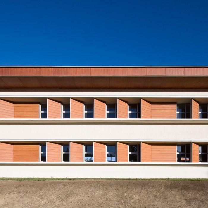 Liceo Empedrado / Empedrado CHILE / PLAN Arquitectos / www.planarquitectos.cl