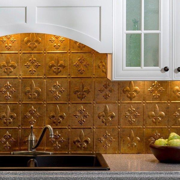 fasade backsplash panels transform an ordinary kitchen or bathroom into a stylish space decorative thermoplastic - Ubahn Fliese Backsplash Ideen