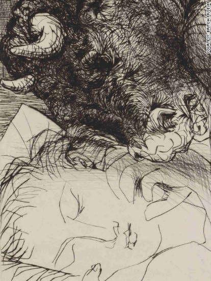 """dionyssos: """"Pablo Picasso Minotaure """""""