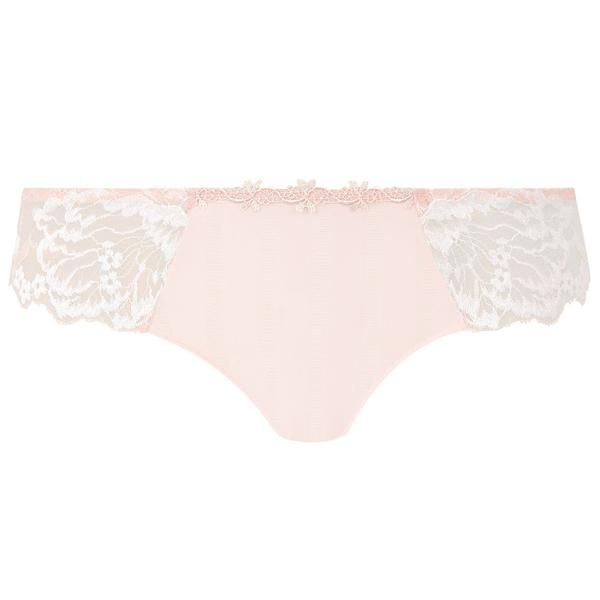Simone Perele Amour Panty in Blush