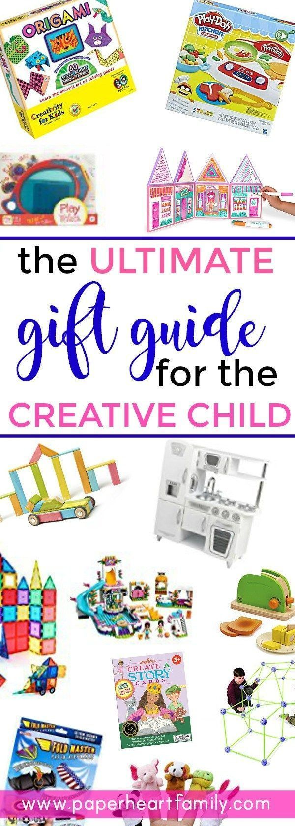 gift ideas for kids birthday | gift ideas for kids Christmas | gift guide for kids | inspire creativity in kids | gifts for creative kids | kids Christmas gifts | kids birthday gift ideas | best STEM toys | kids gift guide | best toys 2017 | pretend play | building toys for kids | best board games for kids families | artistic kids gifts | toy gift guide #kidschristmasgifts #kidsgiftguide #kidsgiftideas