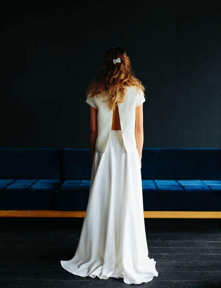 Robe de mariee Maison Floret Paris creatrice sur mesure l La Fiancee du Panda blog mariage -5-6