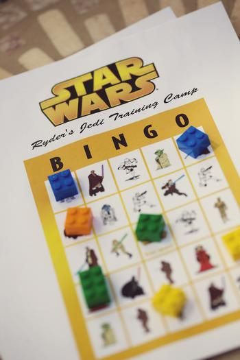 Hostess with the Mostess® - Star Wars Bingo, games and more