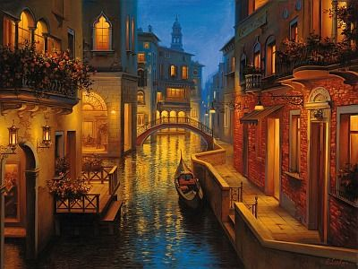 Waters of Venice, 1500-pc Ravensburger jigsaw puzzle found at http://www.kickasspuzzles.com/shop-now/challenging/