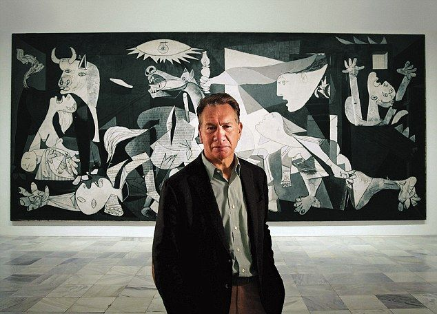 Michael Portillo says his new show paints a fresh portrait of Picasso - and reveals his own moving tale behind the artist's Spanish Civil War epic
