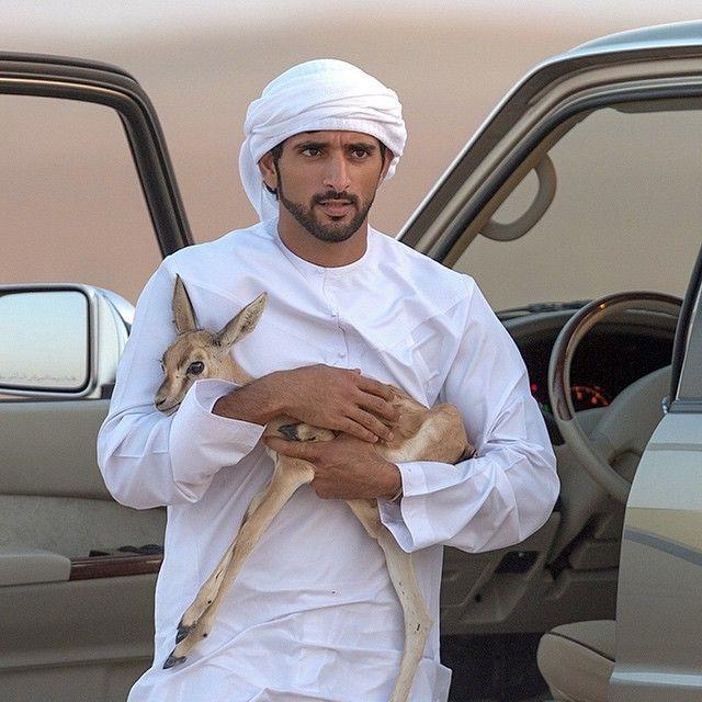 Crown Prince Sheikh Hamdan bin Mohammed bin Rashid