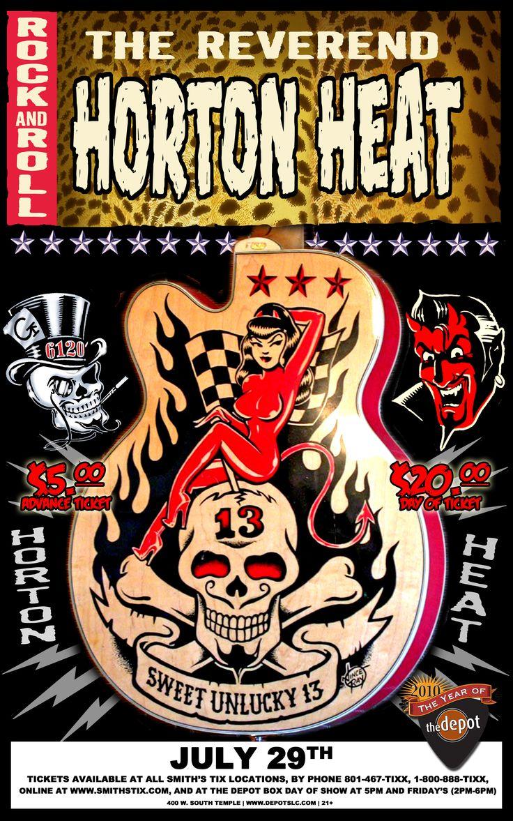 42 Best Reverend Horton Heat