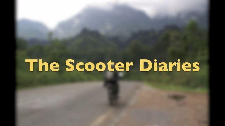 Laos Scooter Diaries - The Thakhek Loop