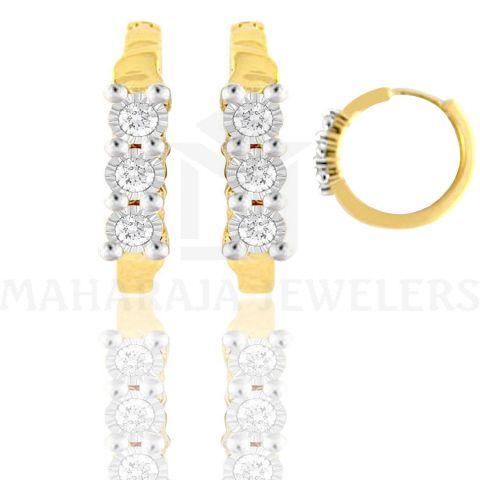 Maharaja Jewelers Direction Houston  #Earrings #HoopEarrings #DiamondEarrings #Diamonds #Jewelry #Houston