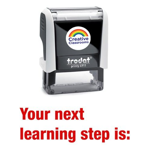 Next Learning Step Trodat Stamp | School Stamps