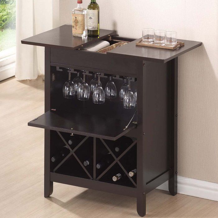 Awesome Small Bar Cabinets for Home