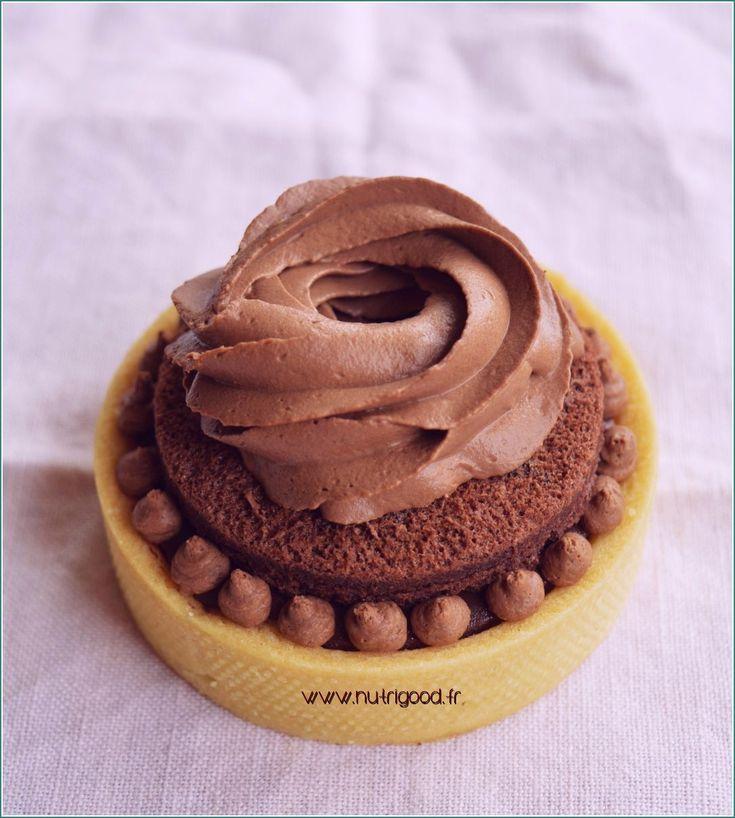 Une bombe cette tarte au chocolat : découvrez ici les 4 étapes de ce dessert très gourmand