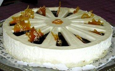 Balzsamos mascarpone torta